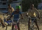 Hans Rey -  MTB Ayiti Event