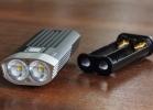 Fenix BC30 - test svetla