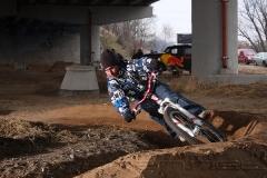 Pump Track pod mostem - 2.