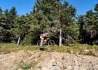 Trail Park Klínovec - report Andrea Drengubáková