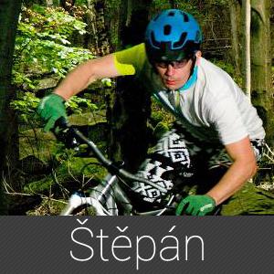 Stepan Hajicek - BikeAndRide.cz