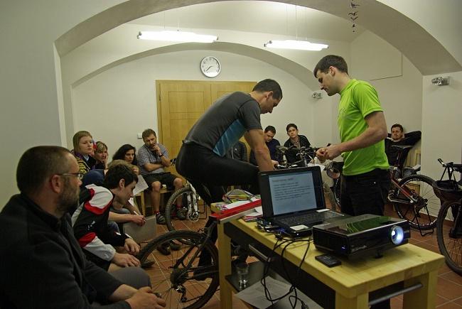 Workshop Cyklistika 1