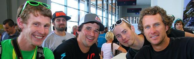 Eurobike 2011 - Cast 1