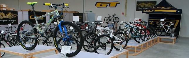 Aspire Prezentace 2012 - GT, Cannondale, Mongoose, Schwinn