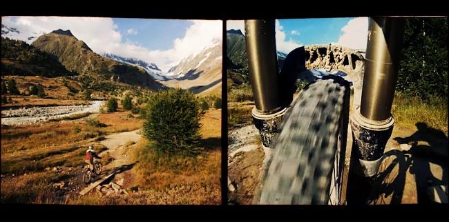 Filme von Draussen -  Bike Symmetric