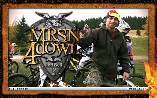 MRSN 4Down 2010 - Video