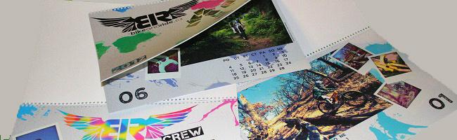 BikeAndRide - Kalendář 2012 - HOTOVO!