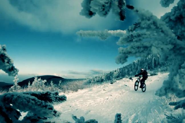 Snow DH - Lysá hora