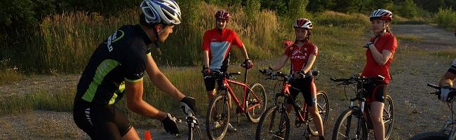Bike škola Alpského klubu Brno - pozvánka