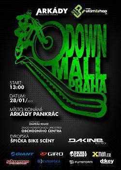 Down Mall 2012 - pozvánka