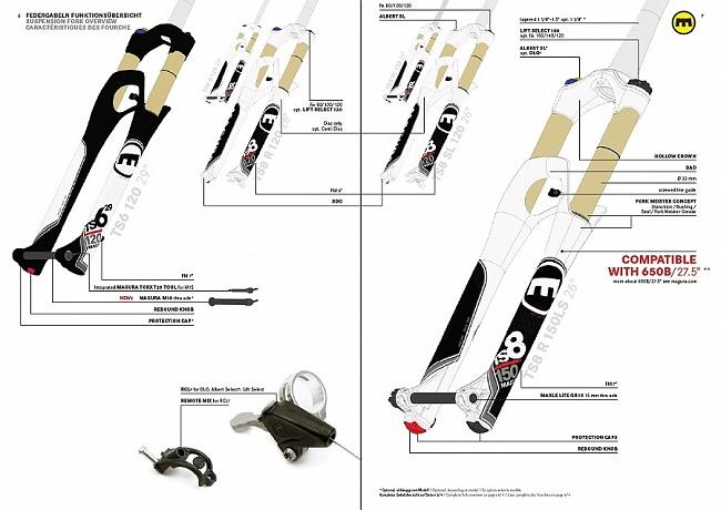Magura TS Forks