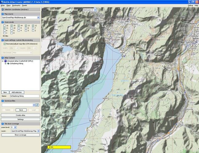 Holux FunTrek 130 Pro - Test navigace