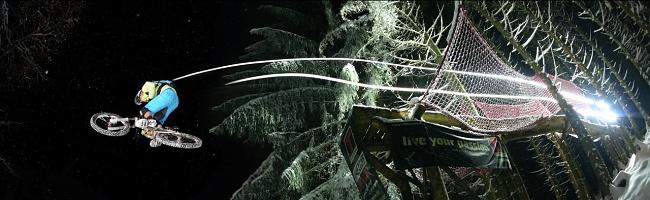 Samerberg - tma, sníh a Max Schumann {video}