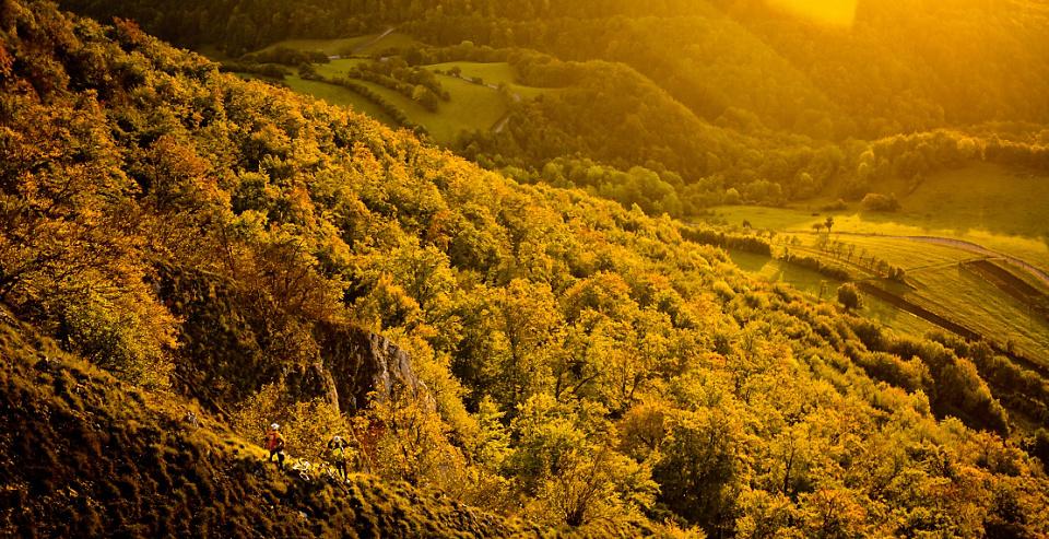 Vrsatec: Pondelni experiment (Trail-Busters.cz)