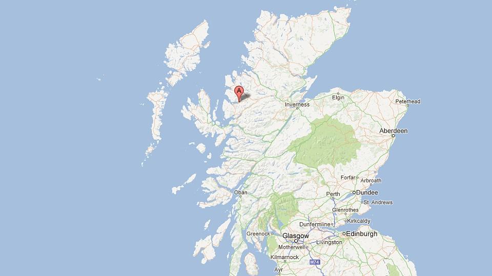 Torridon - Skotská biková pohádka (video)
