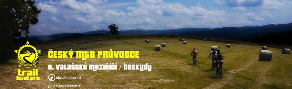 Cesky MTB Pruvodce - 8 - Valasske Mezirici / Beskydy