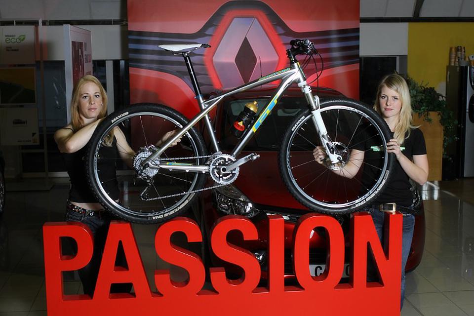 GT Bicycles Opportunity 2013 - aneb jak holky (ne)znáte