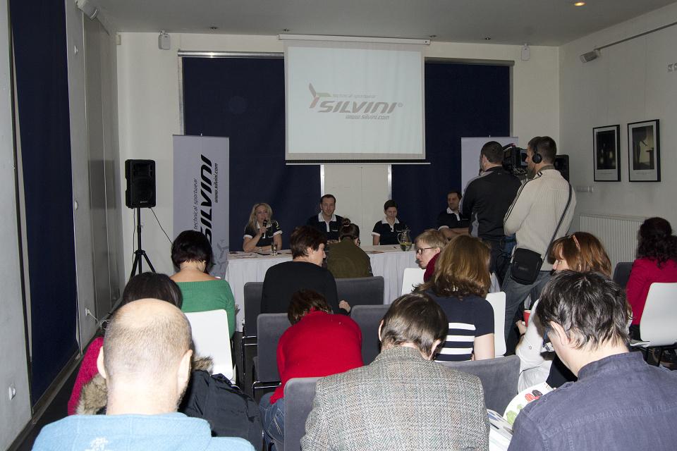 SILVINI – novinky 2013 (tiskova konference)