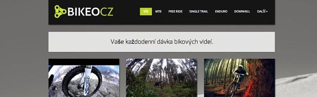 Bikeo.cz - představení projektu
