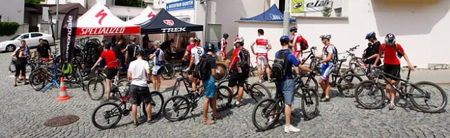 Testovací víkendy Ski a Bike Centrum Radotín
