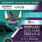 Sony VAIO Joy Ride Fest 2013