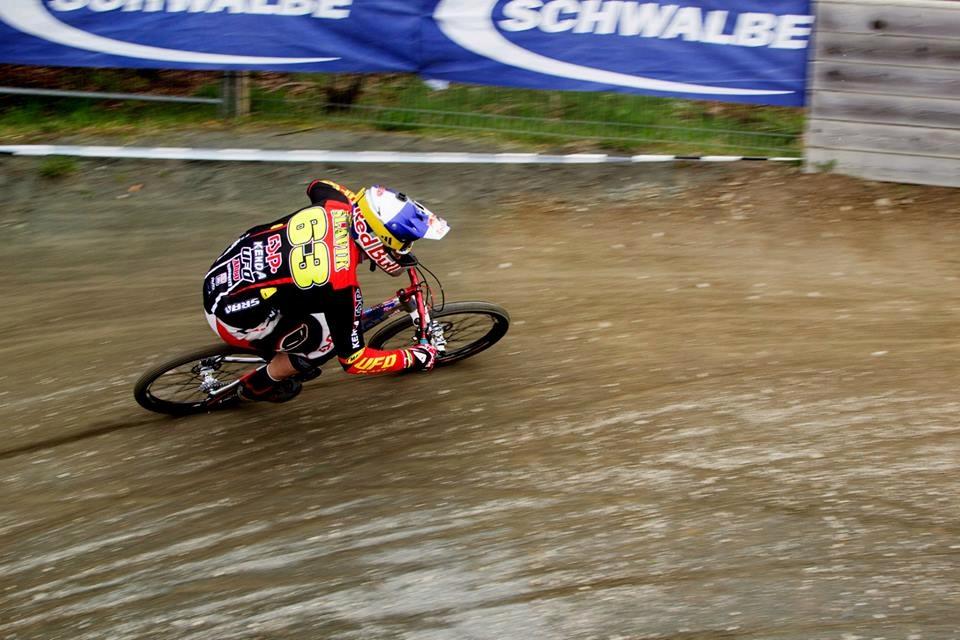 Tomas Slavik - vitezi v 1. zavode Euro 4X series