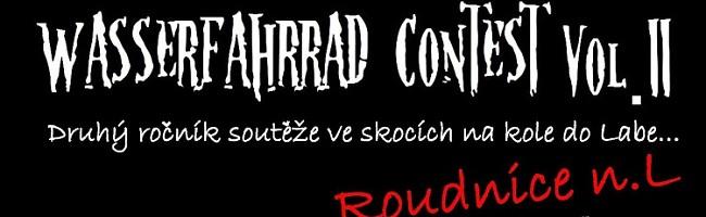 WASSERFAHRRAD CONTEST 2013