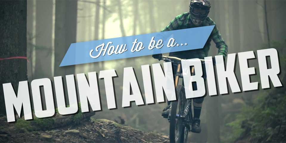 Jak být správný biker