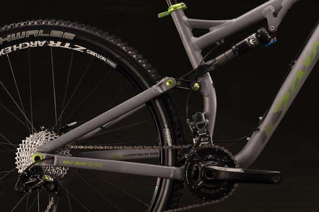 Salsa bikes + Split Pivot