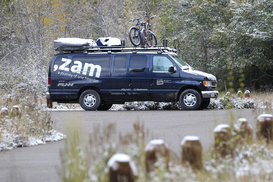 ,ZAM #2 - Gaspi - Nové Mexiko