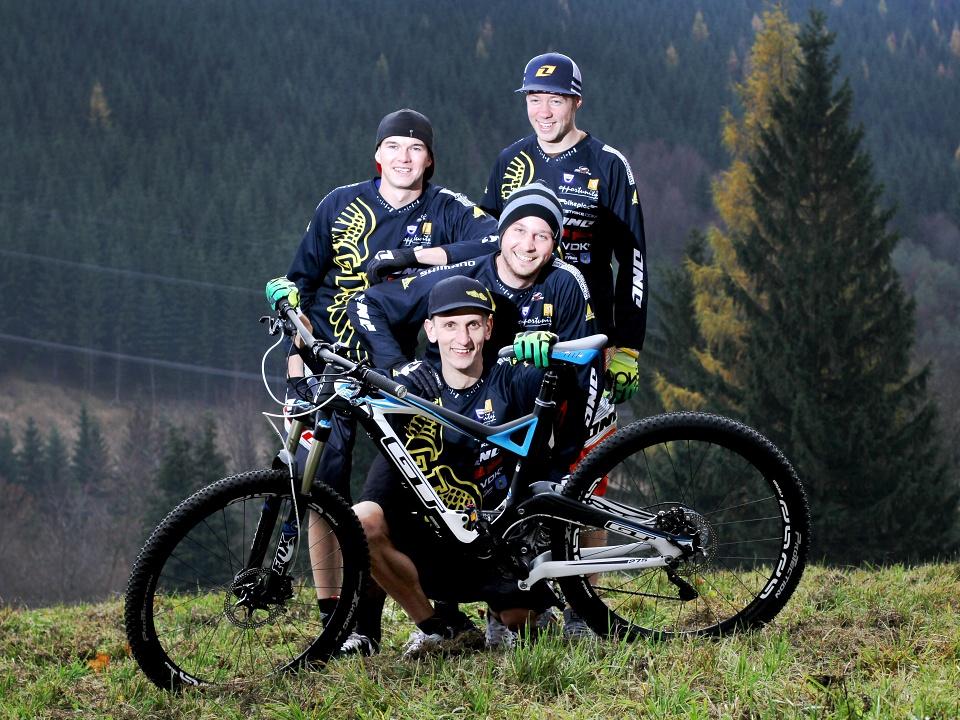GT Czech Team 2015