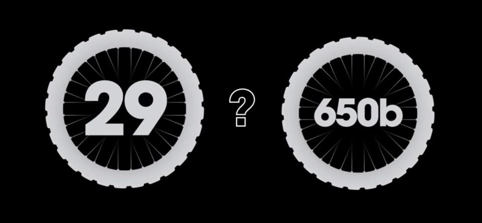 """650b(27,5"""") nebo 29"""""""