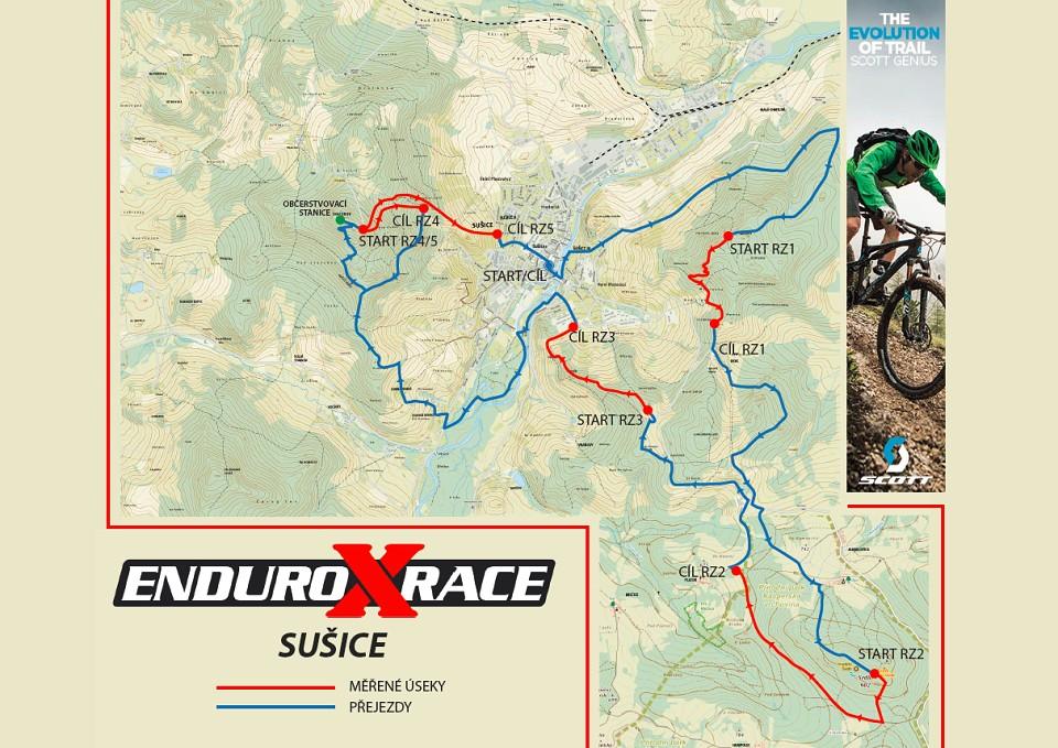 Enduro X Race - Susice