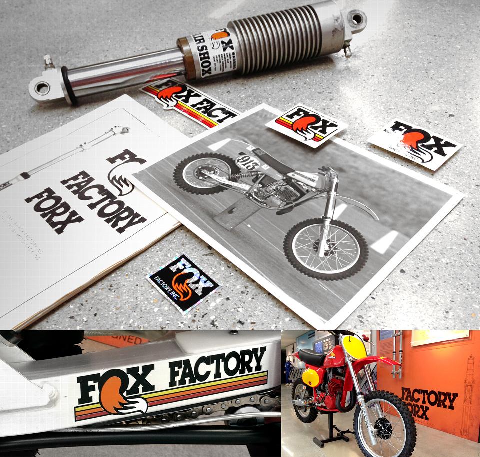 FOX forks 2015