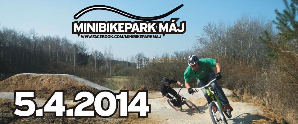 Minibikepark Máj - Ceske Budejovice