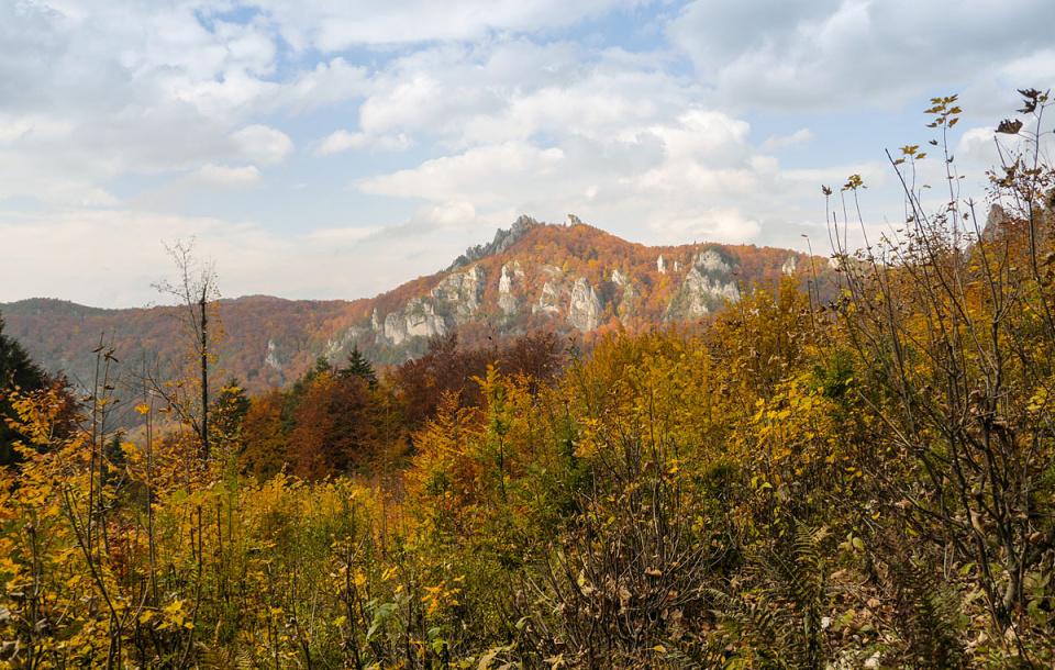 Neděle na Súľovských vrchoch - LOKALITY