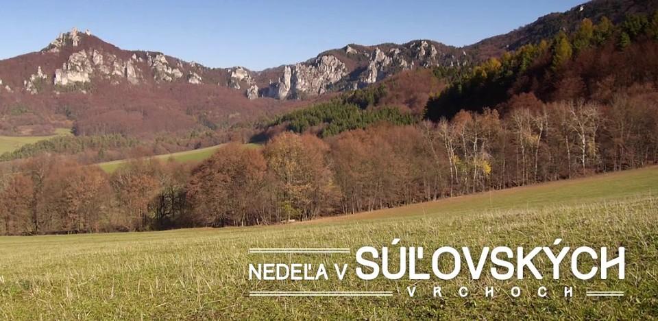Nedìle na Súlovských vrchoch - LOKALITY