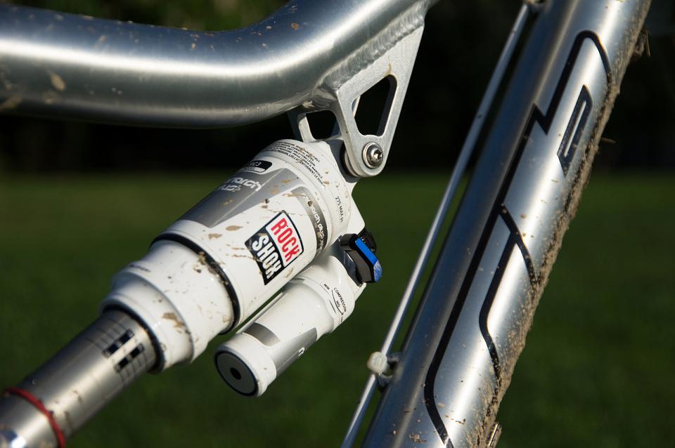 RB IQ 575 - BnR Testbike
