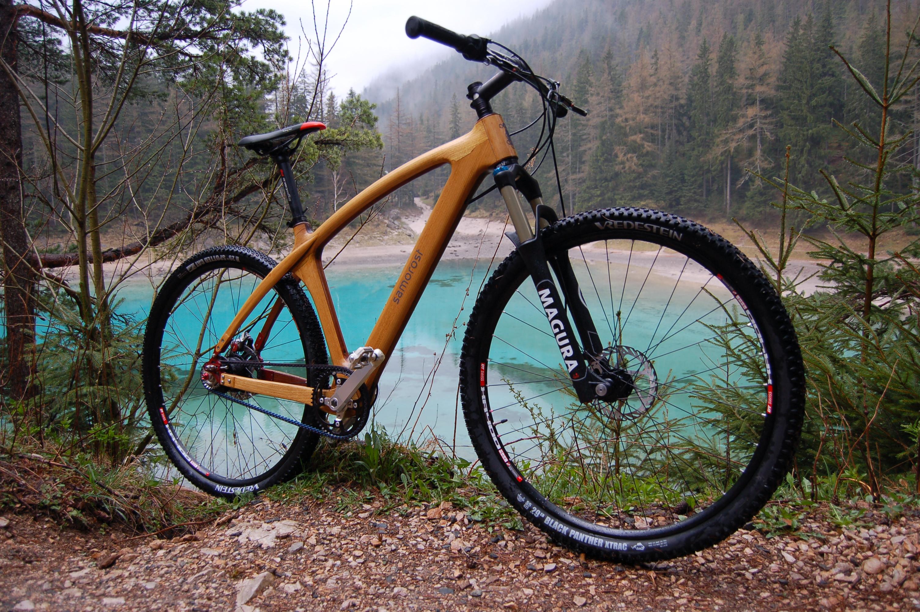 Samorost - wooden MTB 29