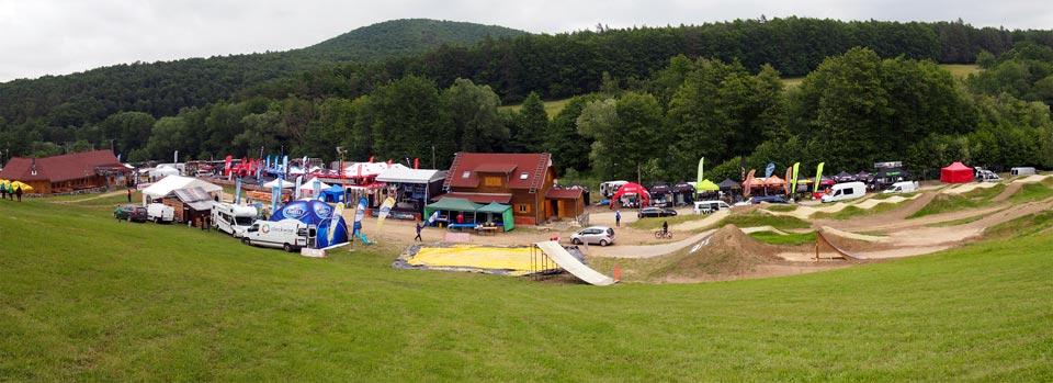 bikefest slovensko panorama