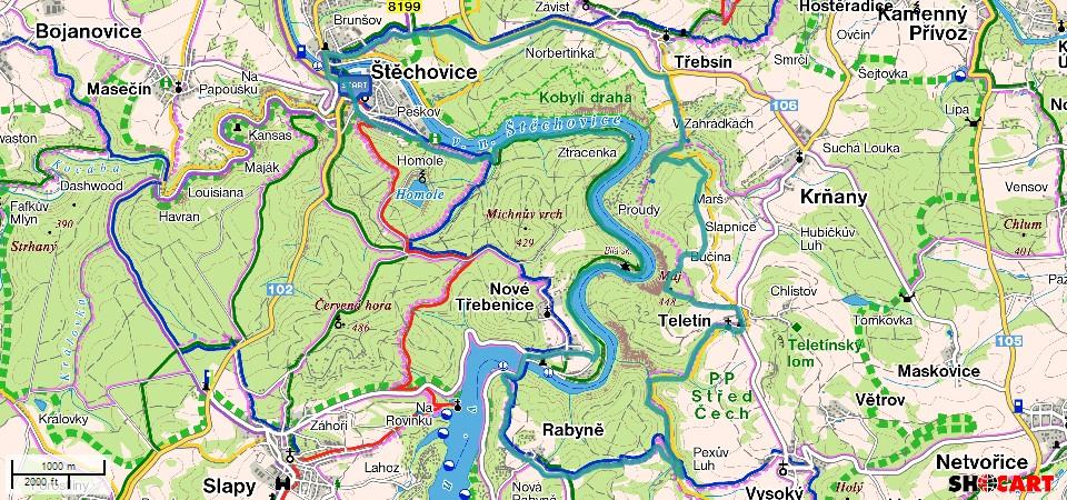 BnR Trip - ze Stechovic do Stechovic