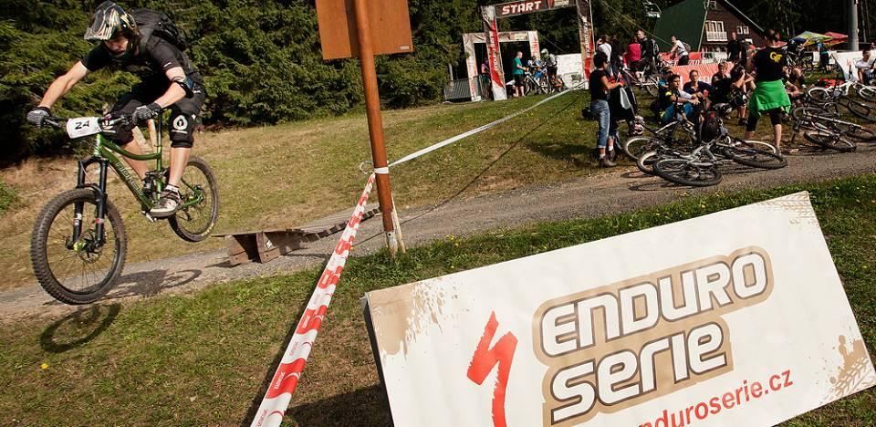 Enduro Race Špičák