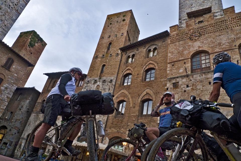 Tuscany Trail - dobrodružství (video)