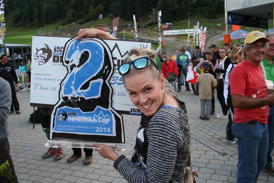 Jana Bártová – pøestup do teamu Ghost RRP (ROZHOVOR)