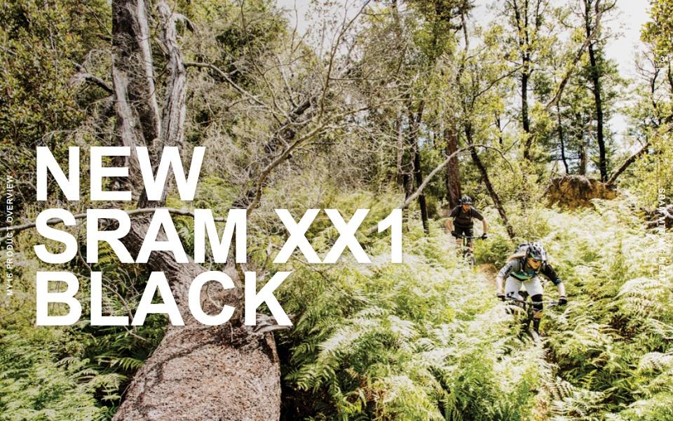 SRAM XX1 - Black