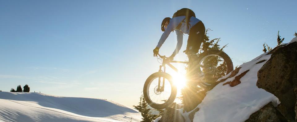 Snow x race - zavod fatbiku