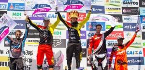 City Downhill World Tour 2015 - Santos/Brazil