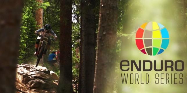 EWS - Round 1   GIANT Toa Enduro - video