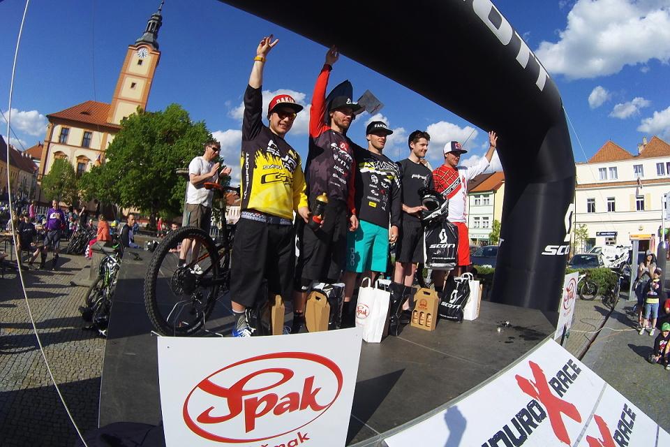 Enduro X Race - Susice 2015