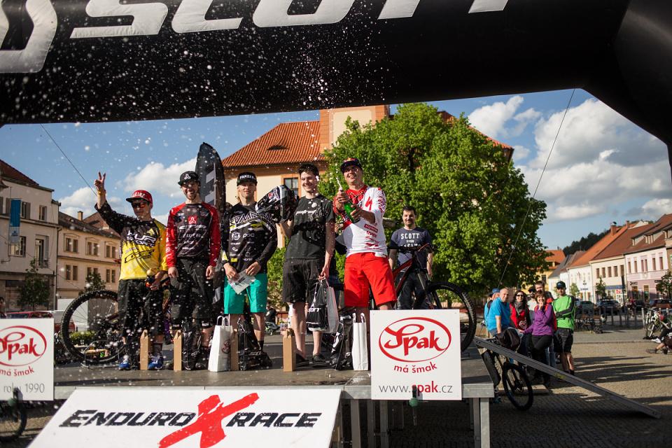 Enduro X Race - Susice 2015 | Foto: Jiri Fikejz